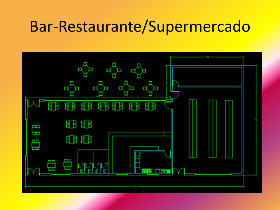 Bar-Restaurante/Supermercado