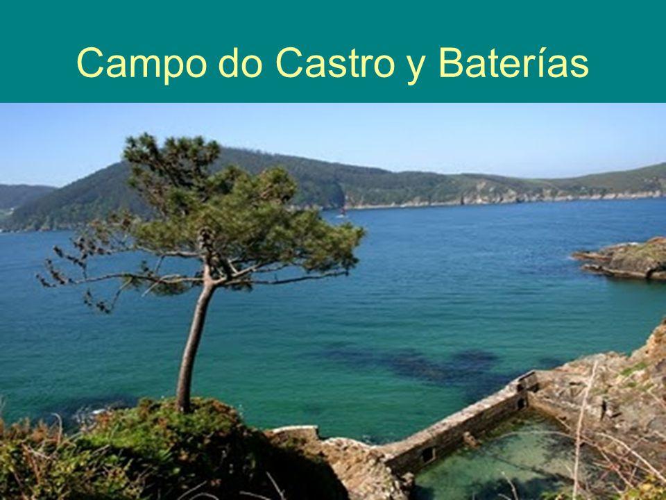 Campo do Castro y Baterías