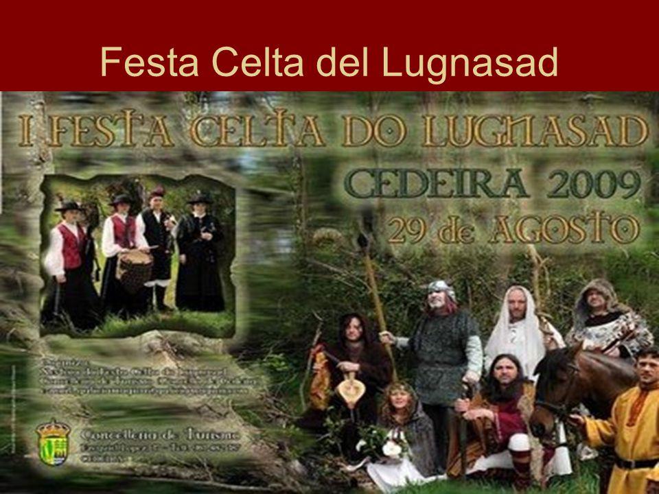 Festa Celta del Lugnasad