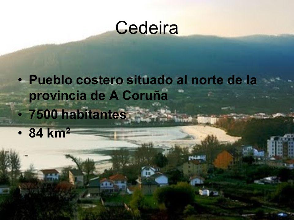 Cedeira Pueblo costero situado al norte de la provincia de A Coruña