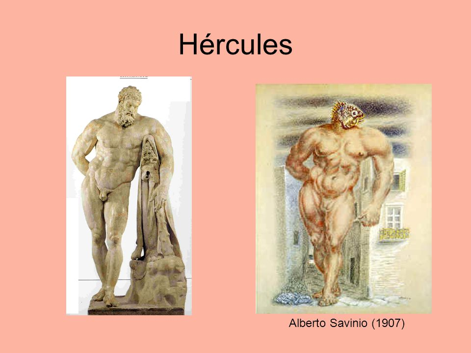 Hércules Alberto Savinio (1907)