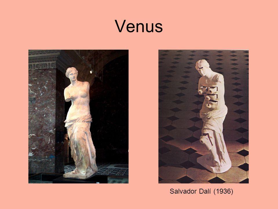 Venus Salvador Dalí (1936)