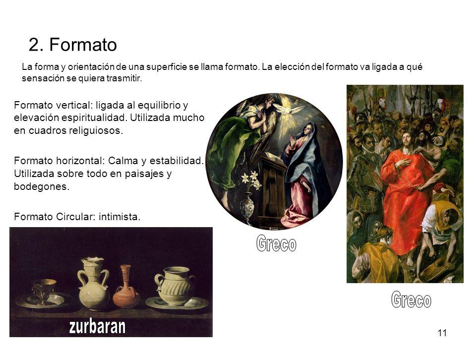 2. Formato Greco Greco zurbaran