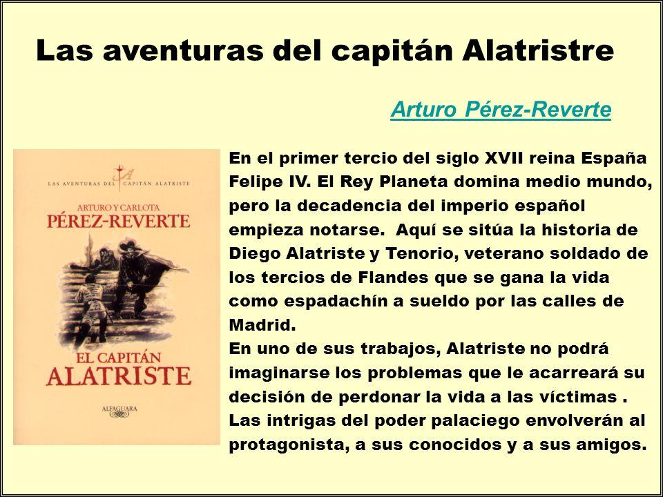 Las aventuras del capitán Alatristre