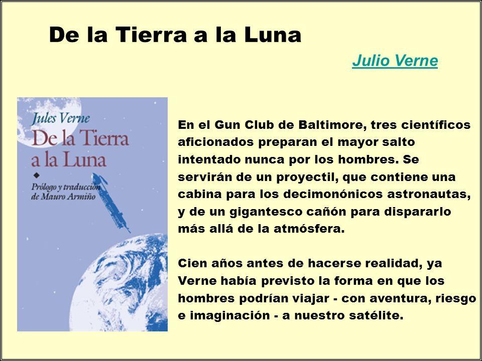 De la Tierra a la Luna Julio Verne