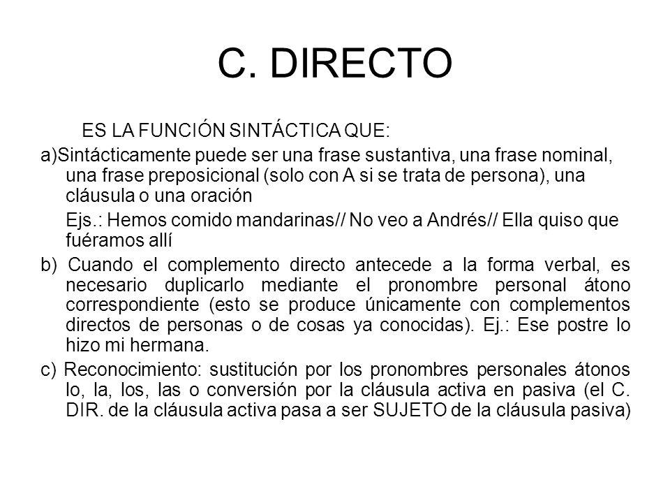 C. DIRECTO