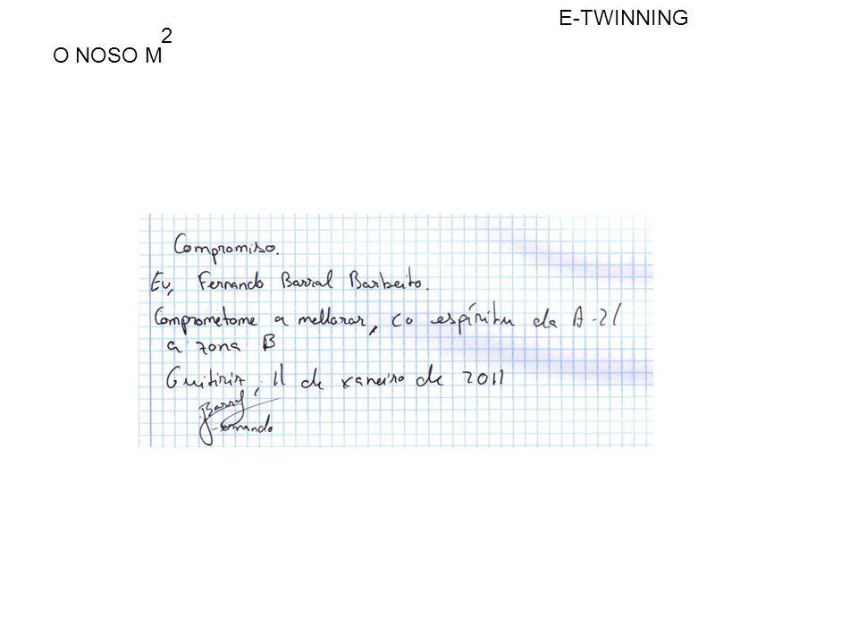 E-TWINNING 2 O NOSO M