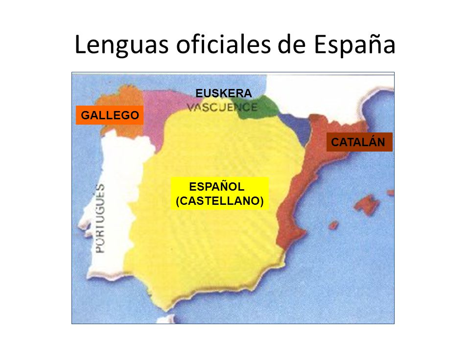 Lenguas oficiales de España