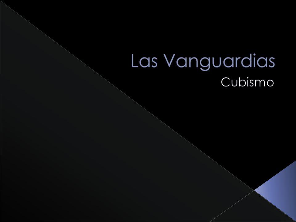 Las Vanguardias Cubismo