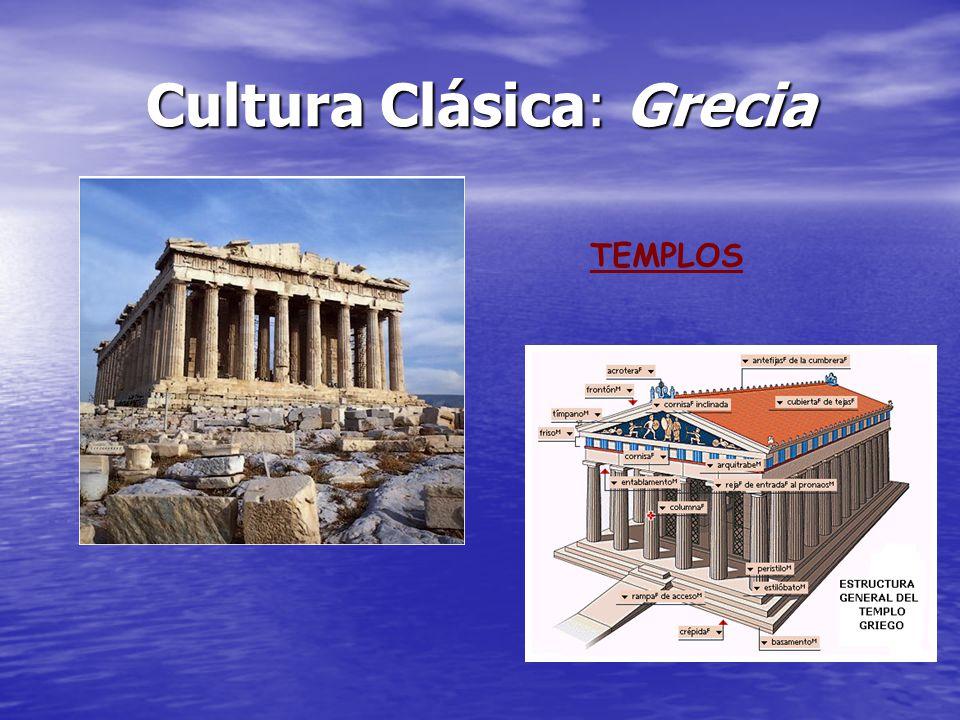 Cultura Clásica: Grecia