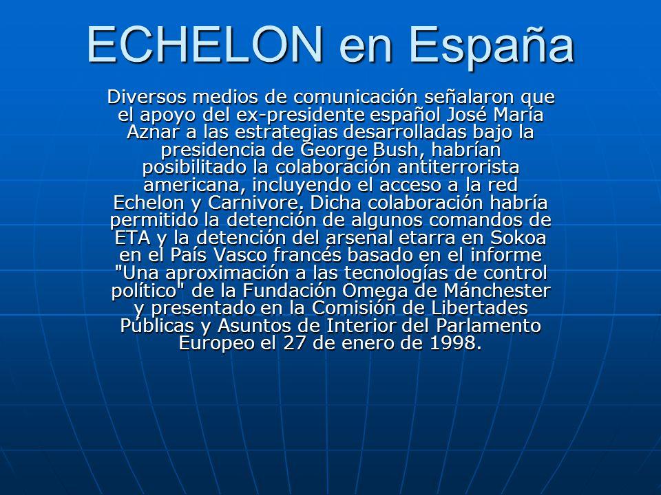 ECHELON en España