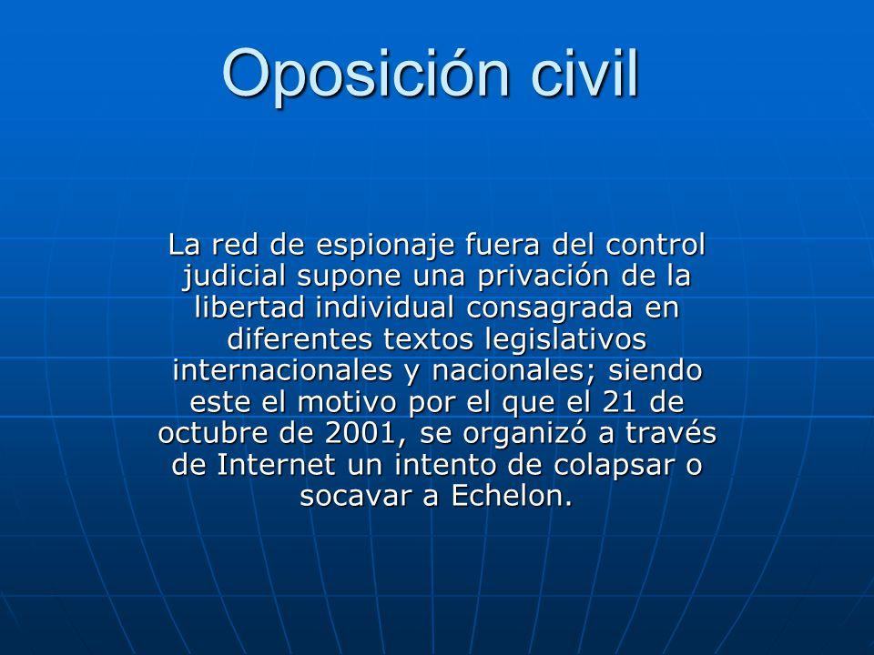 Oposición civil
