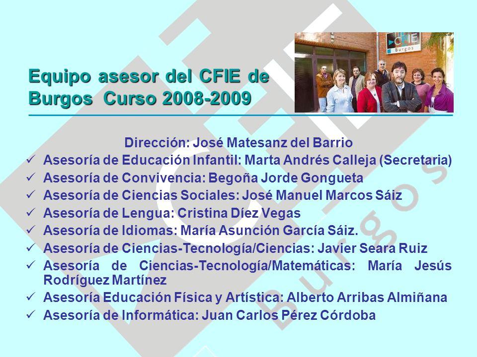 Dirección: José Matesanz del Barrio