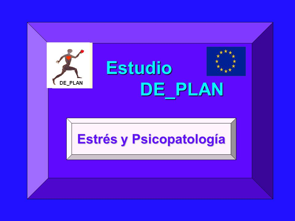 Estrés y Psicopatología