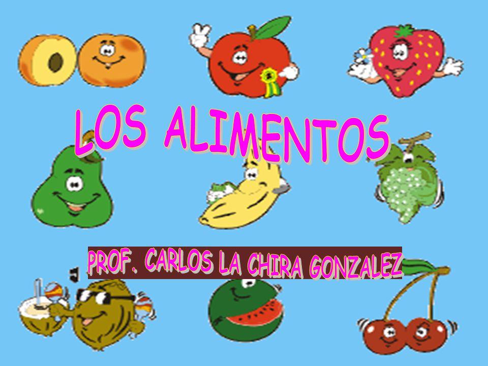 PROF. CARLOS LA CHIRA GONZALEZ