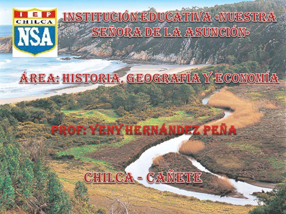CHILCA - CAÑETE INSTITUCIÓN EDUCATIVA «NUESTRA SEÑORA DE LA ASUNCIÓN»