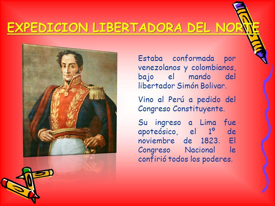 EXPEDICION LIBERTADORA DEL NORTE