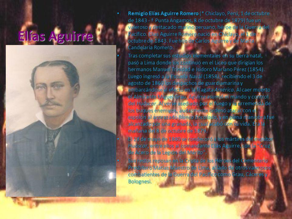 Elías Aguirre