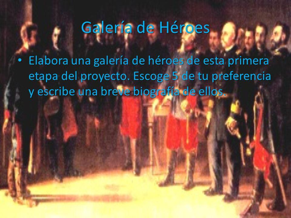 Galería de Héroes
