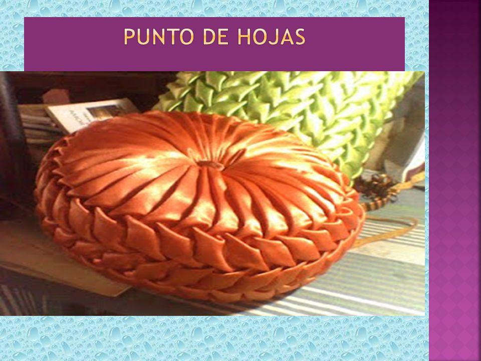 PUNTO DE HOJAS
