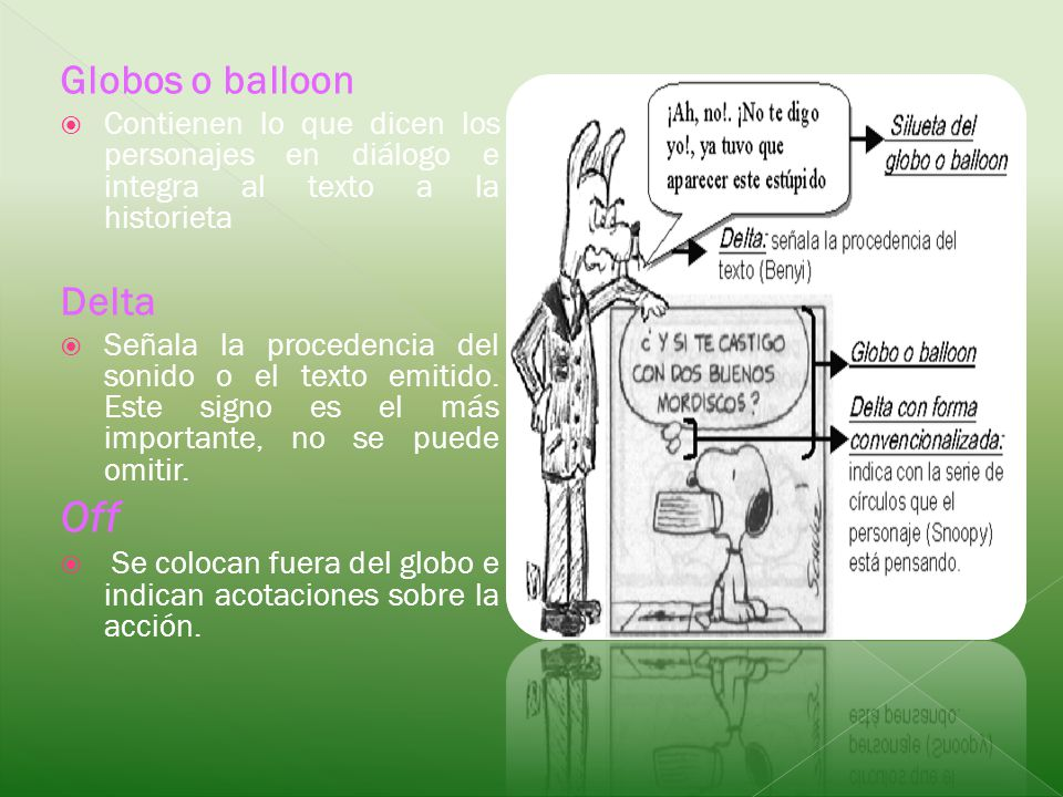 Off Globos o balloon Delta