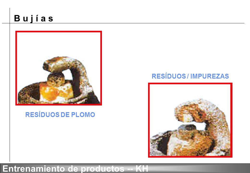 RESÍDUOS / IMPUREZAS RESÍDUOS DE PLOMO