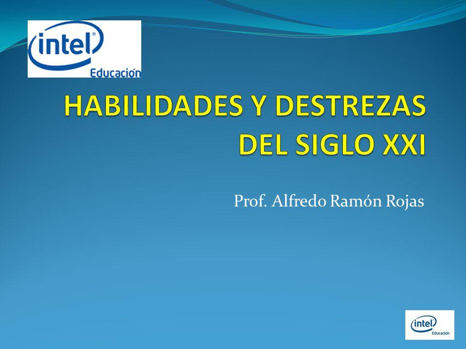 HABILIDADES Y DESTREZAS DEL SIGLO XXI