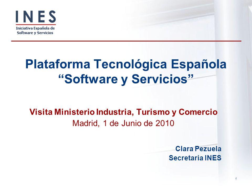 Plataforma Tecnológica Española Software y Servicios