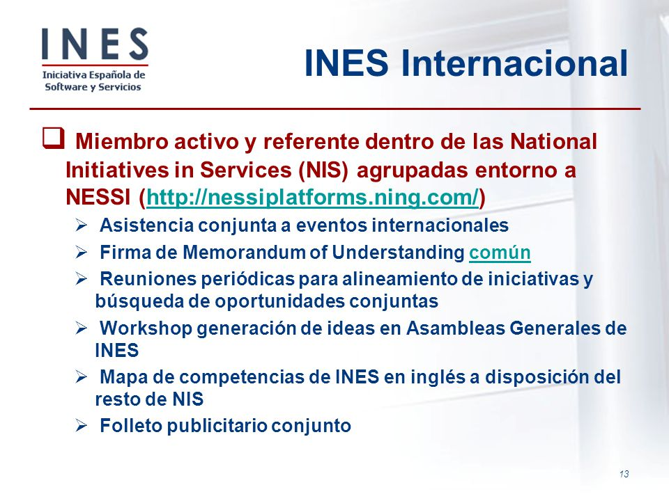 INES Internacional