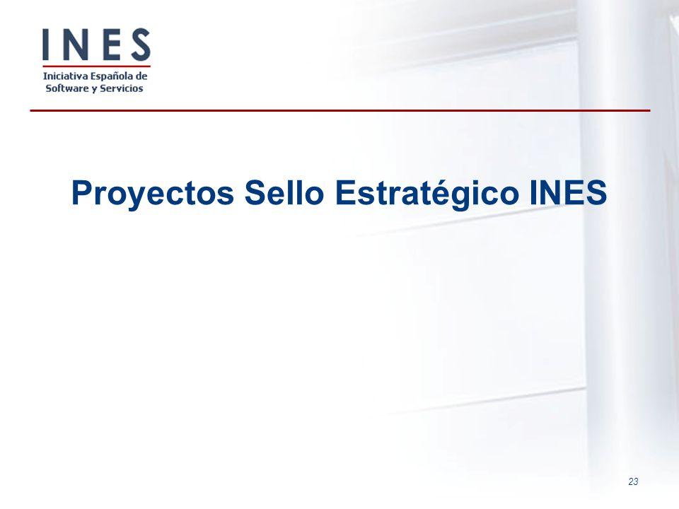 Proyectos Sello Estratégico INES