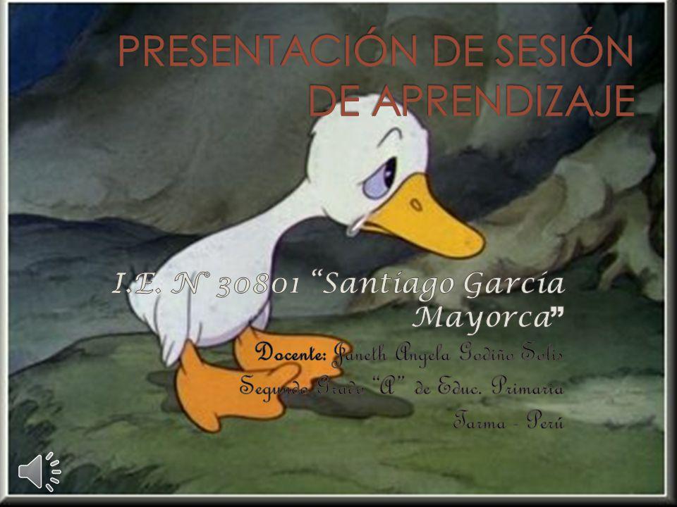 PRESENTACIÓN DE SESIÓN DE APRENDIZAJE