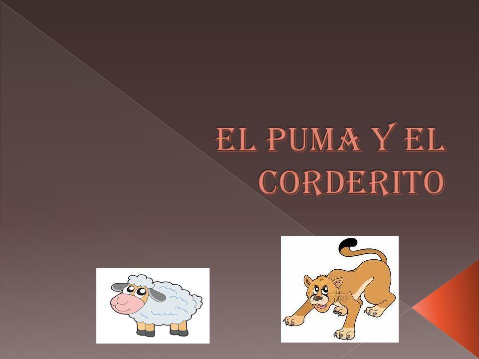 EL PUMA Y EL CORDERITO