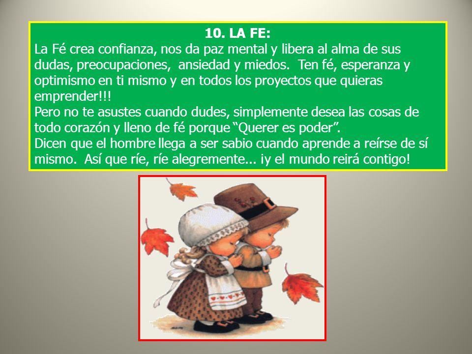 10. LA FE:
