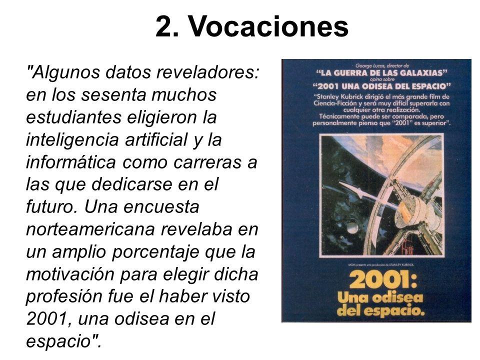 2. Vocaciones