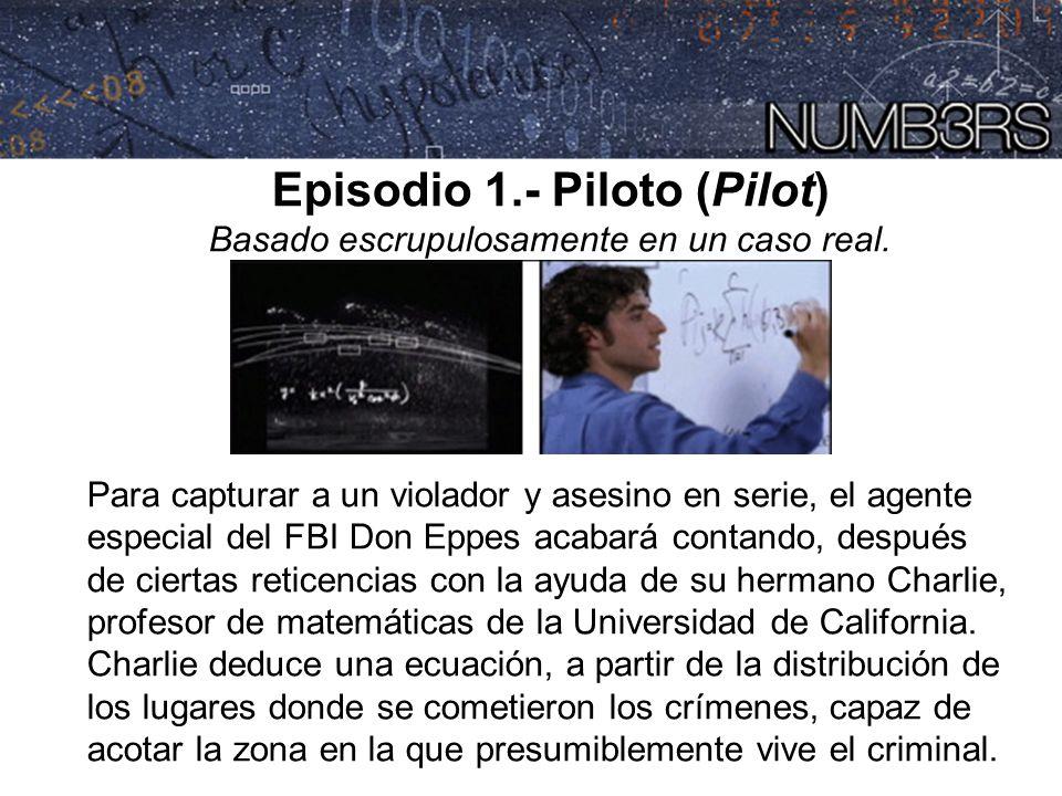 Episodio 1.- Piloto (Pilot)