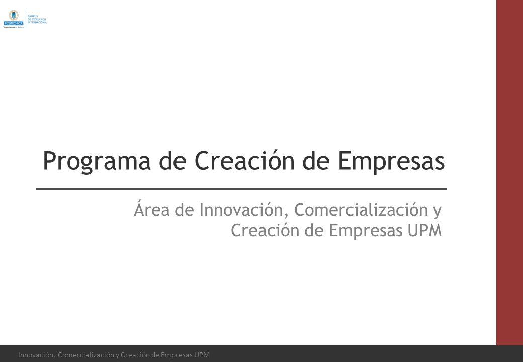 Programa de Creación de Empresas