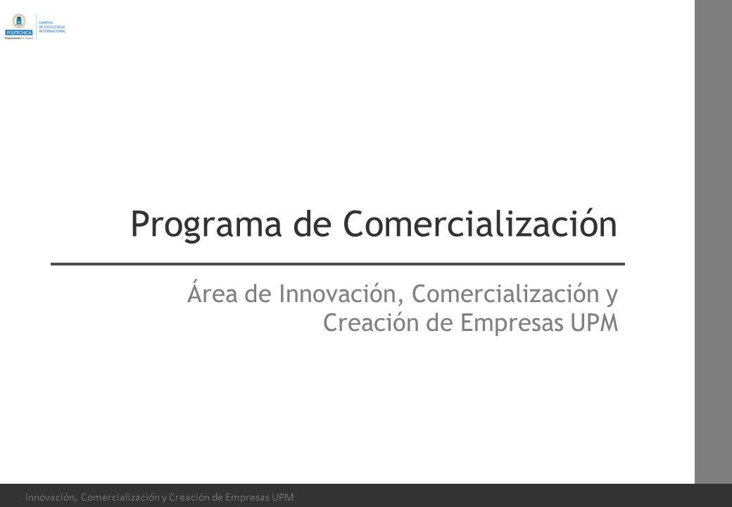 Programa de Comercialización