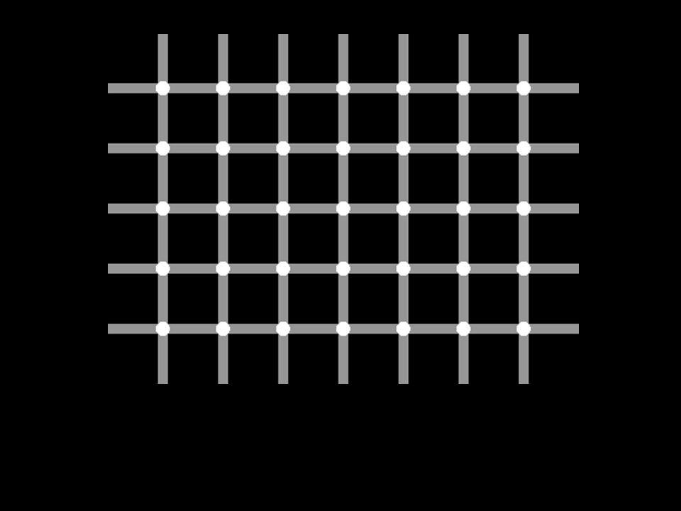 Cuente los puntos negros...