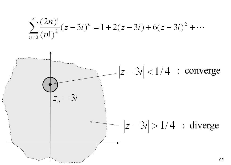 : converge : diverge