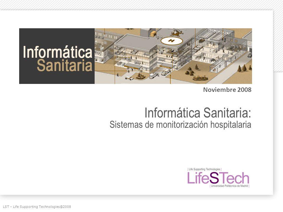 Informática Sanitaria: