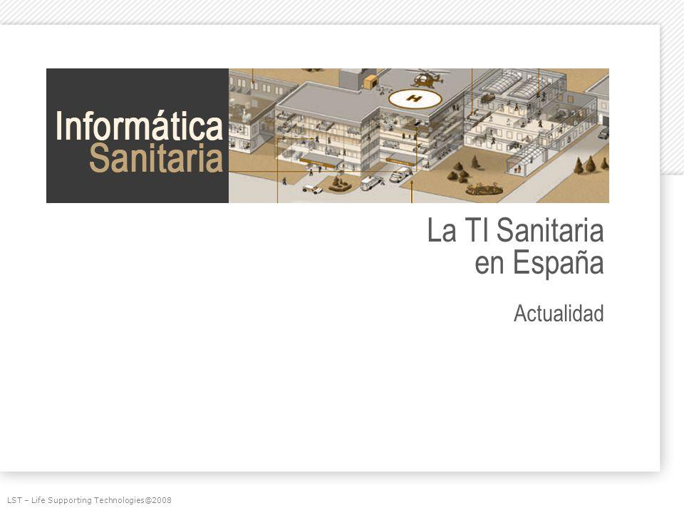 La TI Sanitaria en España Actualidad