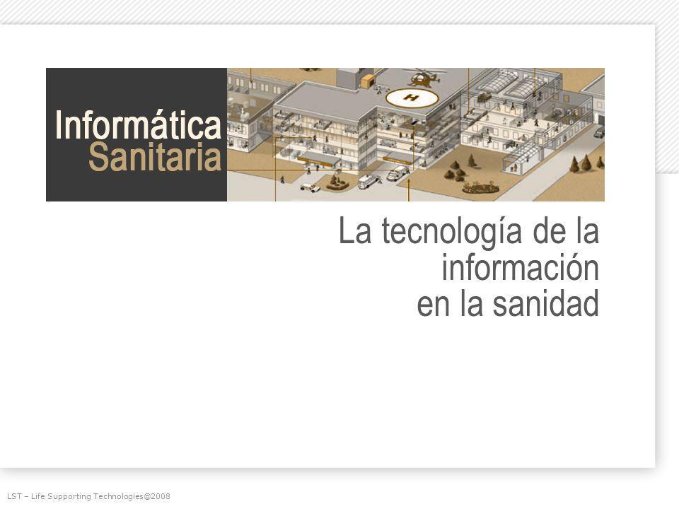 La tecnología de la información en la sanidad