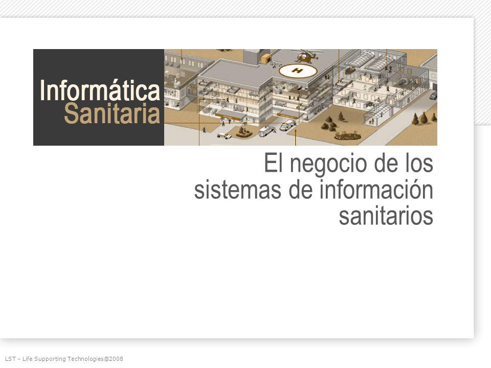 sistemas de información sanitarios