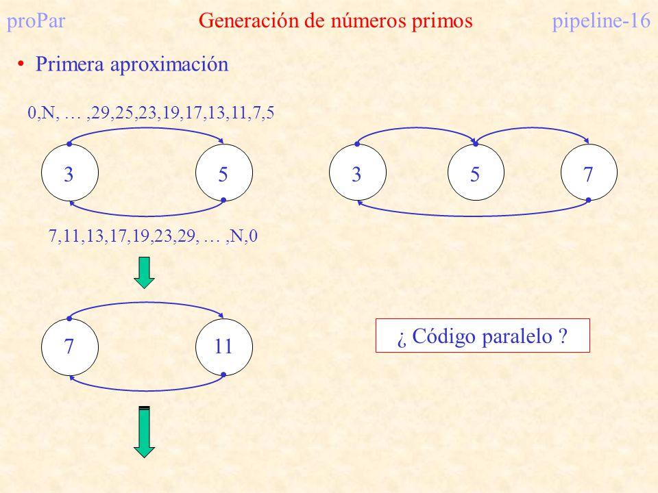 proPar Generación de números primos pipeline-16