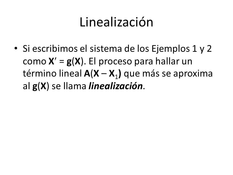 Linealización