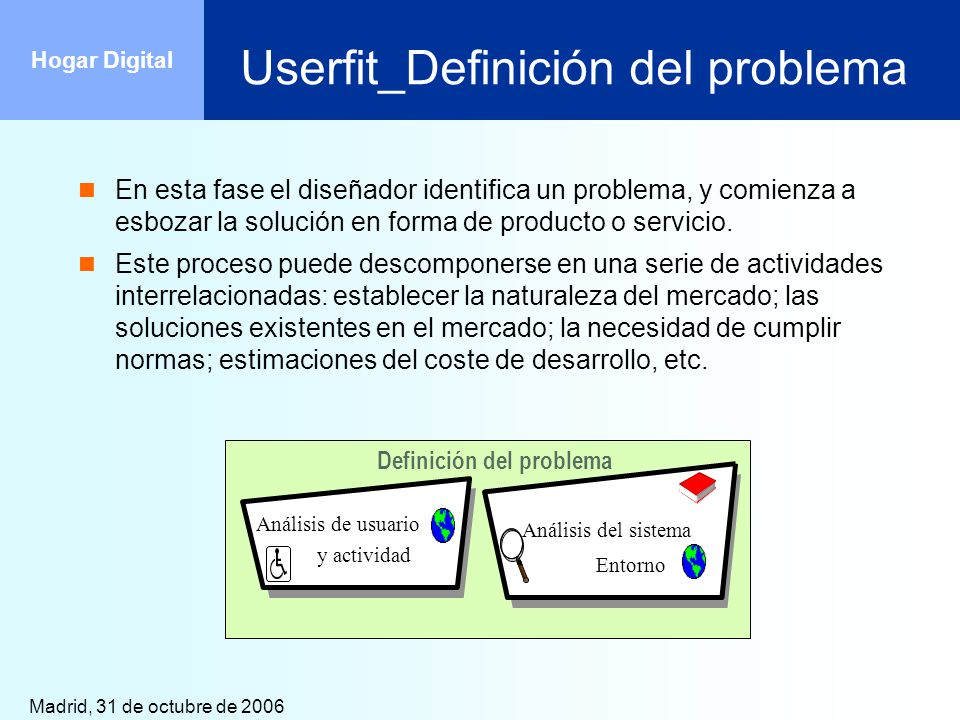 Userfit_Definición del problema