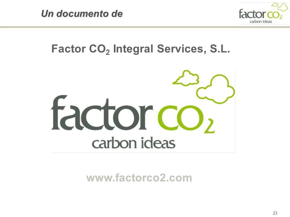Factor CO2 Integral Services, S.L.