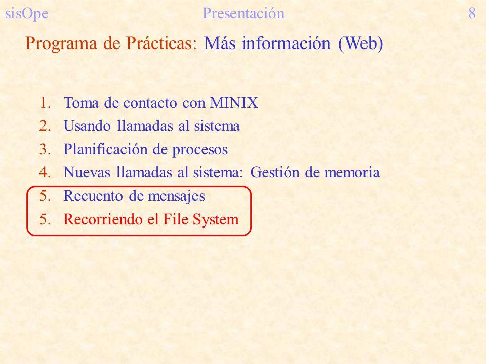 Programa de Prácticas: Más información (Web)
