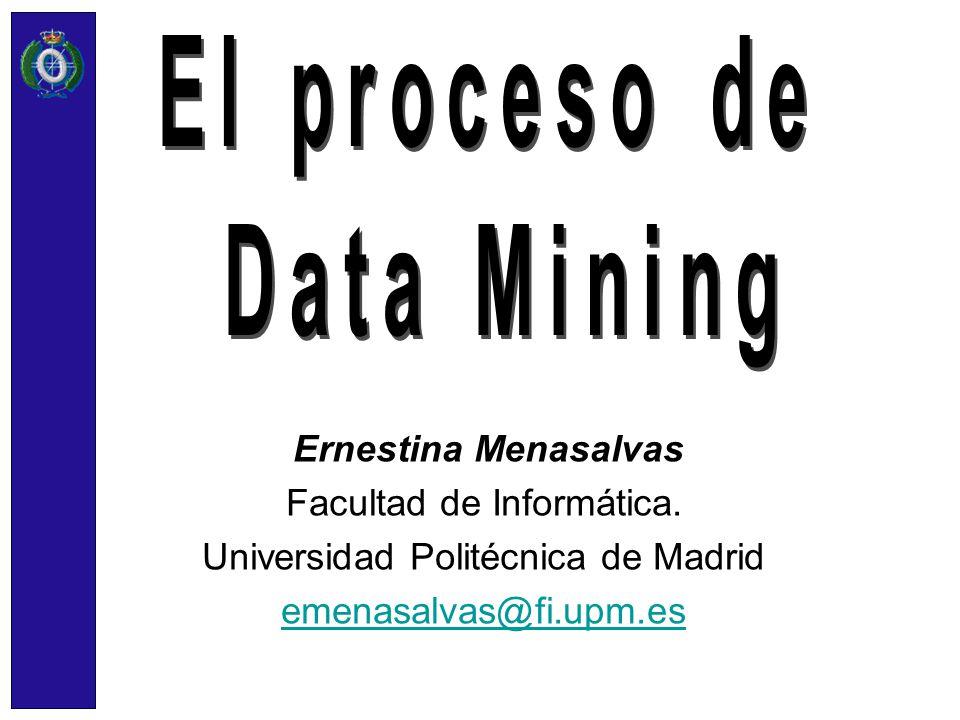 Facultad de Informática. Universidad Politécnica de Madrid