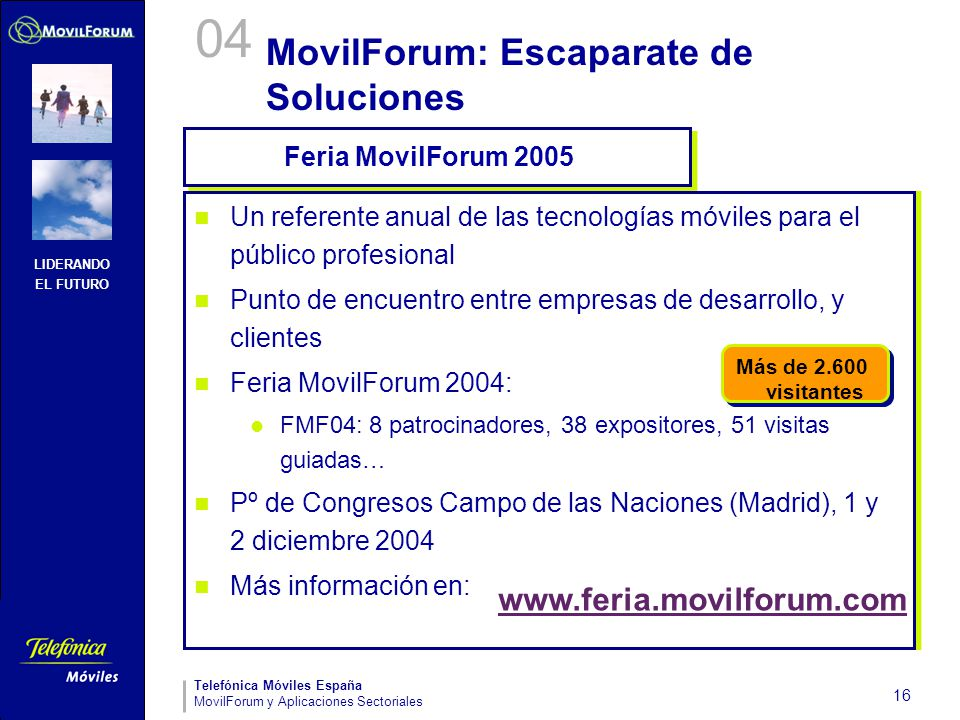 MovilForum: Escaparate de Soluciones